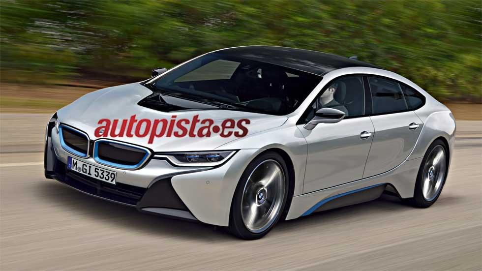 BMW i5, el nuevo coche de hidrógeno y electricidad