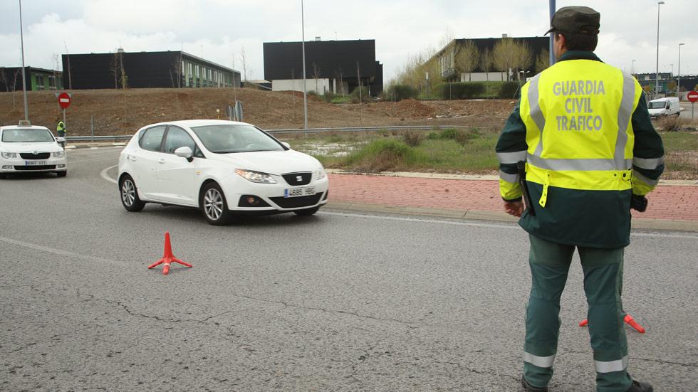 Todos los radares de tráfico móviles de Madrid