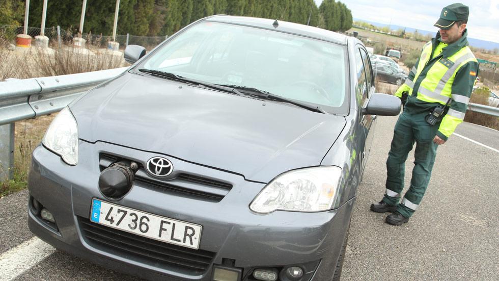 Todos los radares de tráfico móviles de Málaga