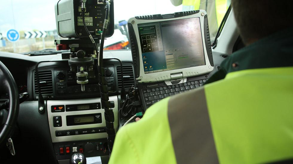 Todos los radares de tráfico móviles de Murcia