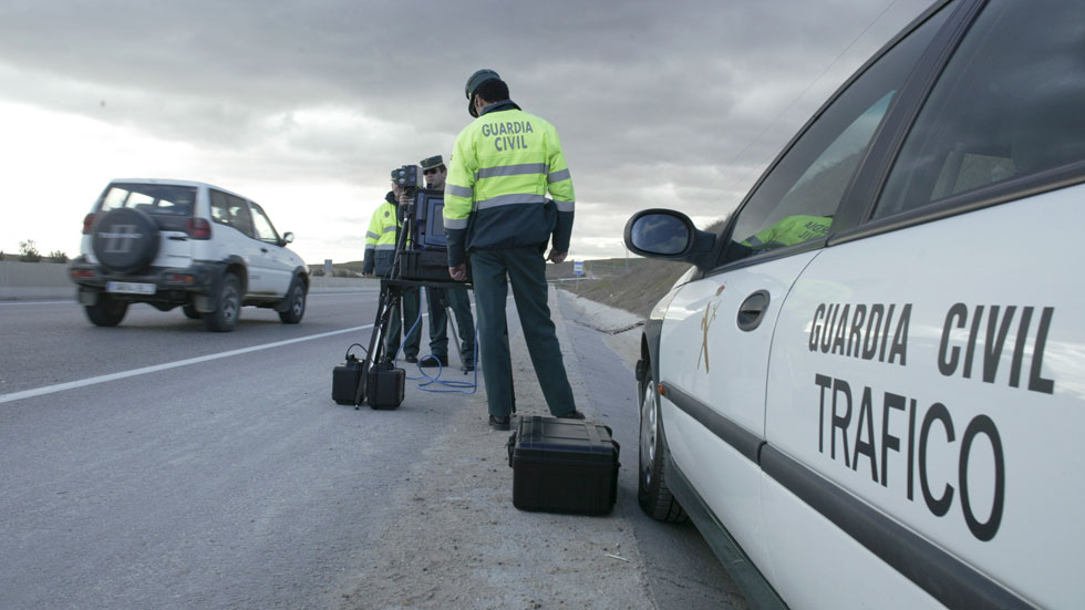 Todos los radares de tráfico móviles de Salamanca