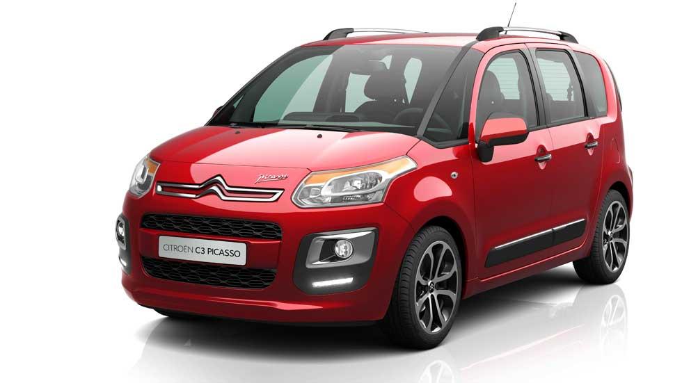 Citroën C3 Picasso 2016, nuevos motores y equipamiento renovado