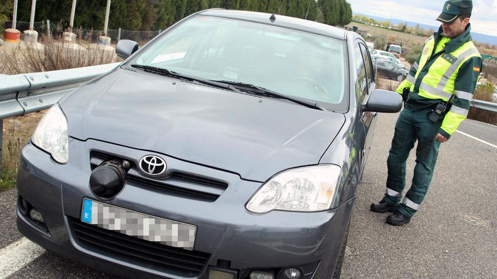 Todos los radares de tráfico móviles de Segovia