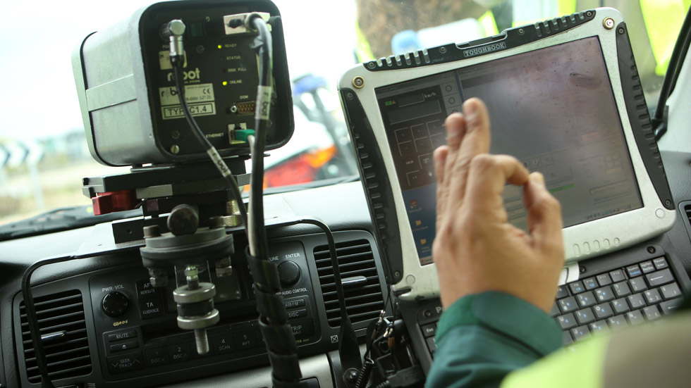 Todos los radares de tráfico móviles de Sevilla