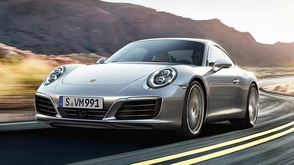 Porsche 911 Carrera S Coupé 2016: el mito se reinventa