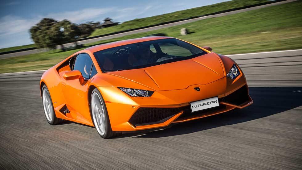 Lamborghini Huracán LP 610-4 2016, más eficiente y más equipado