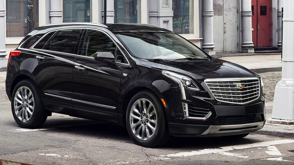 Cadillac XT5, nuevo SUV rival del BMW X5 y Mercedes GLE.