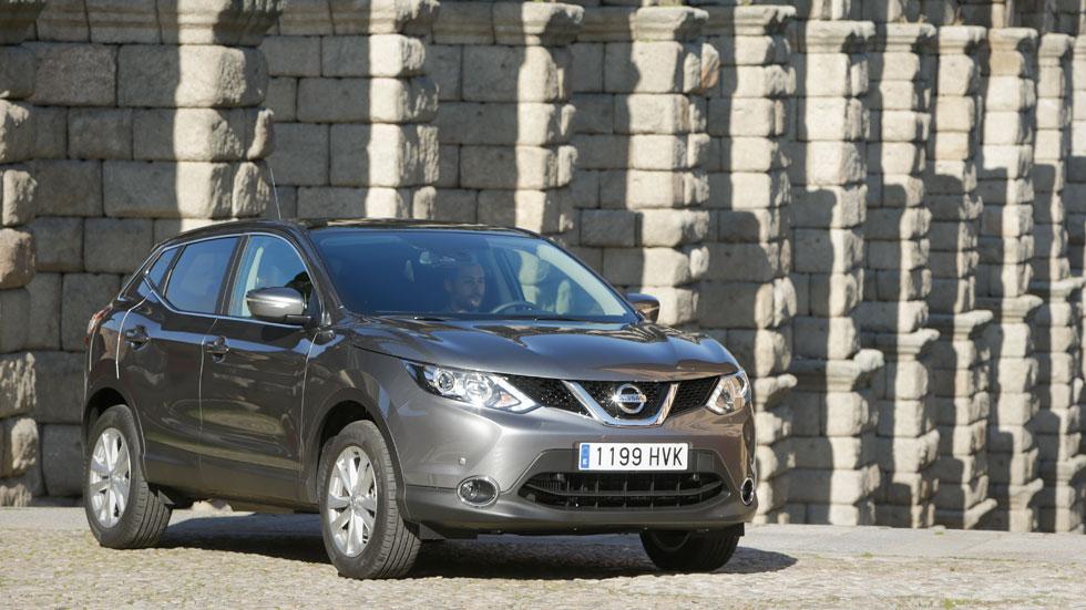Los 25 SUV que compran los particulares españoles