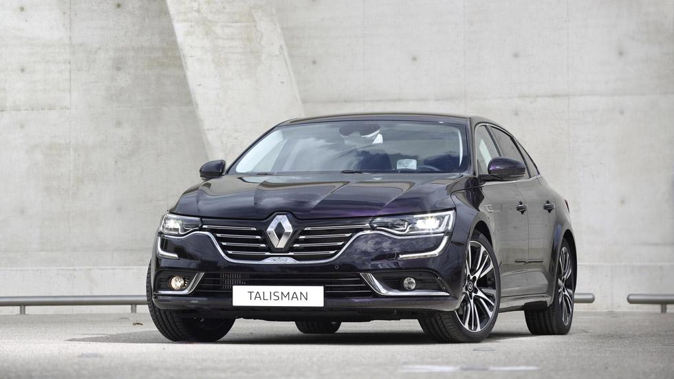 Renault talisman todos los precios para espa a for La iberica precios