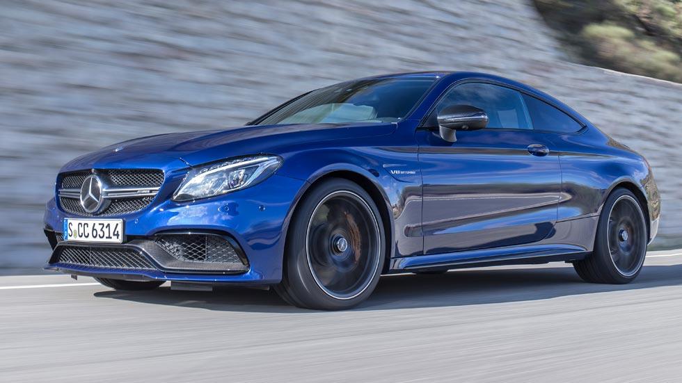 Mercedes C Coupé, elegante, deportivo y radical