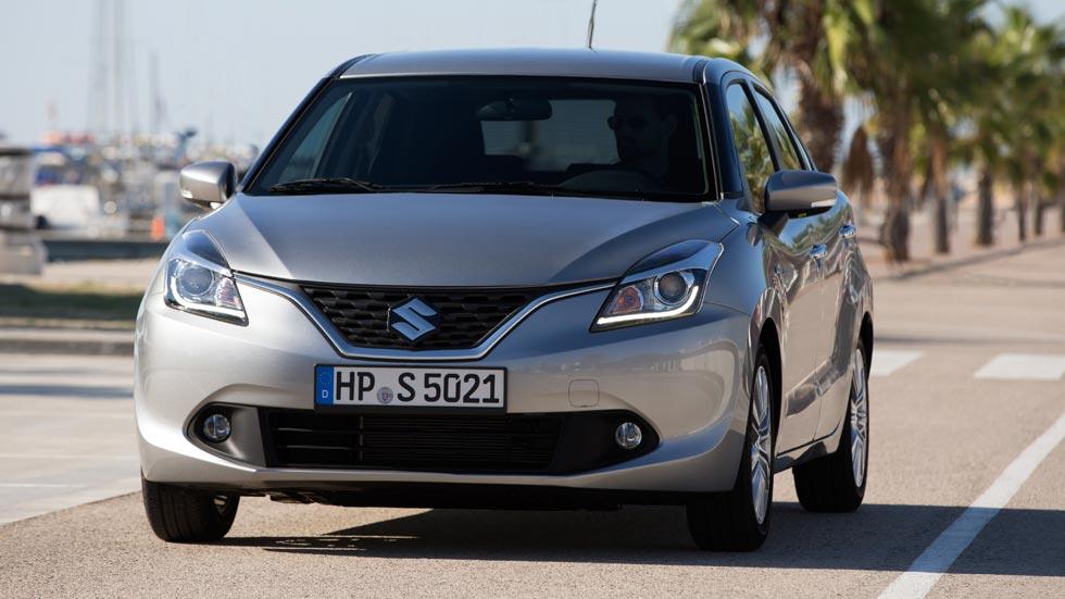 Suzuki Baleno, puesta al día y motores de gasolina de bajo consumo