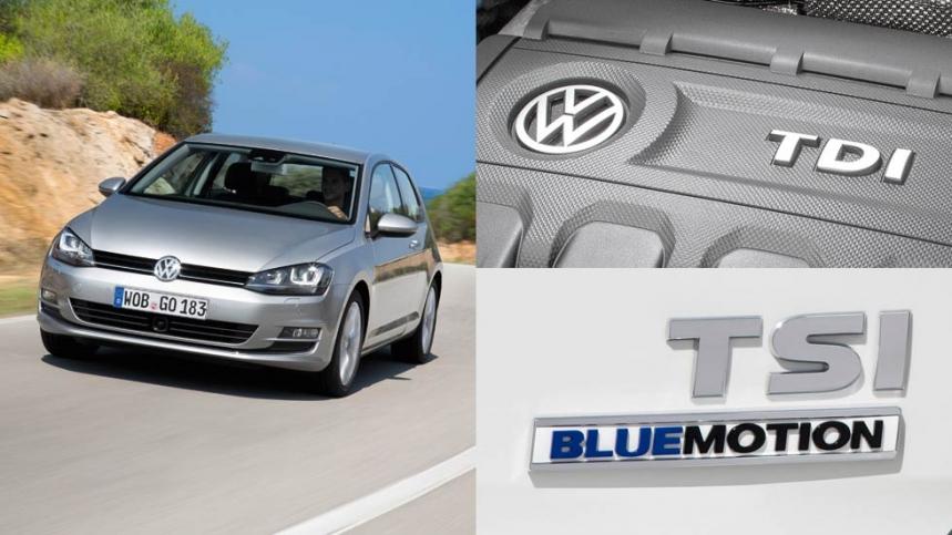 Listado de coches de Volkswagen con irregularidades en las emisiones de CO2