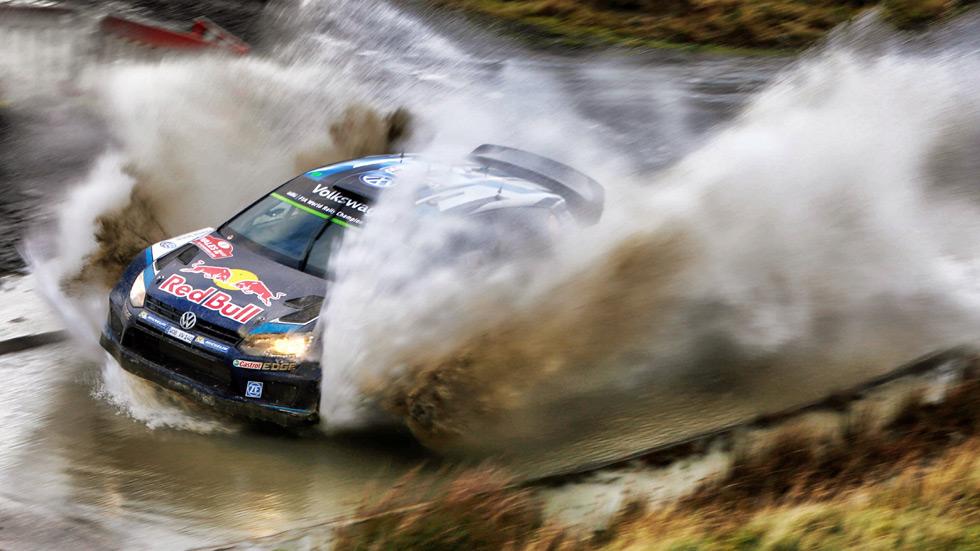 Rally de Gales 2015: Sébastien Ogier se marcha en solitario