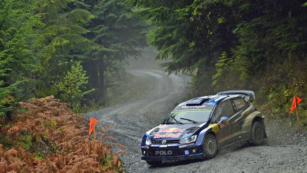 Rally de Gales 2015: Sébastien Ogier cierra la temporada con su octava victoria
