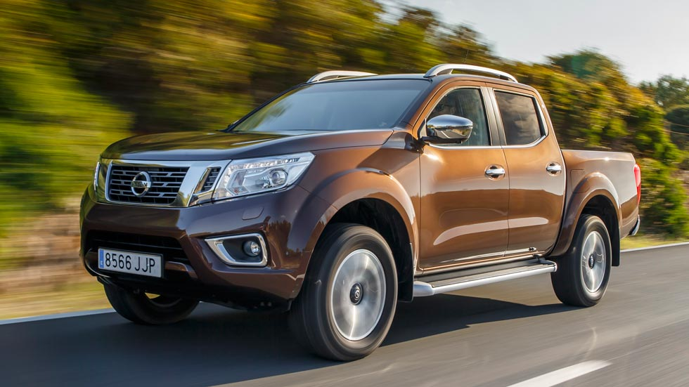 Nissan NP300 Navara, ocio y trabajo made in Spain