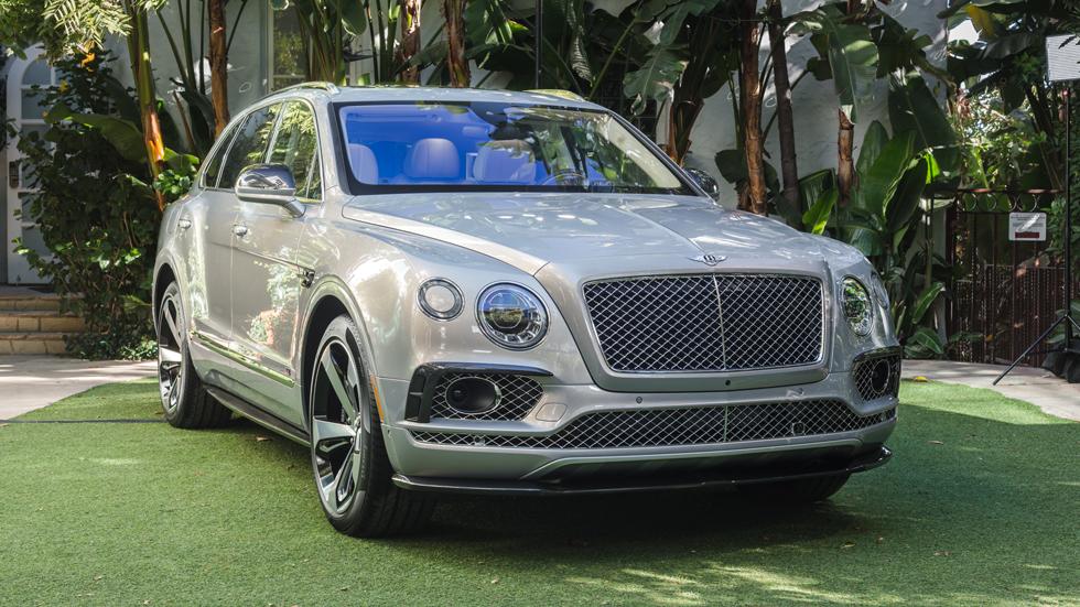 Bentley Bentayga First Edition, coche de lujo para clientes VIP
