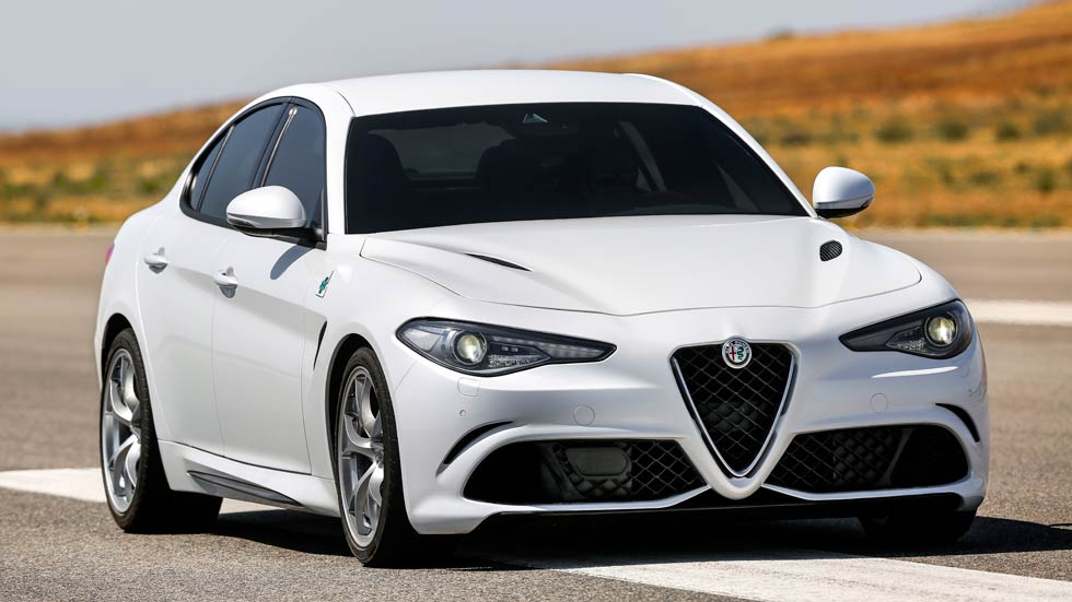 Alfa Romeo Giulia 2016: todos sus motores
