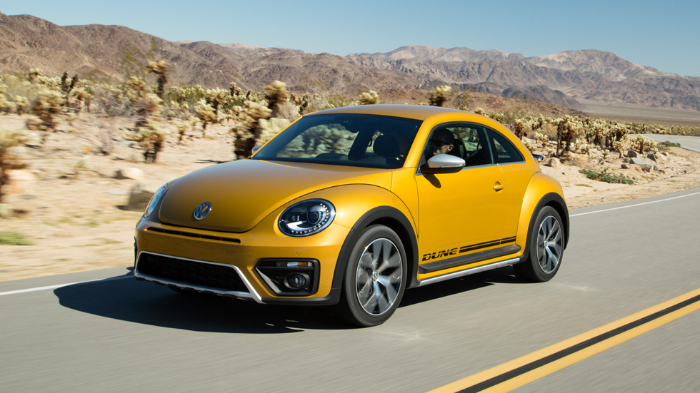 Volkswagen Beetle Dune, así se transforma en un crossover