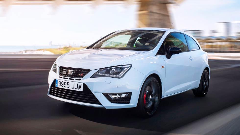 Seat Ibiza Cupra 2016: el coche deportivo para diario