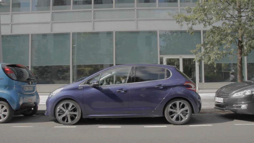 Peugeot Park Assist: aparcar, ahora mucho más fácil