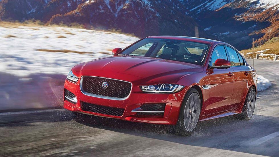 Jaguar XE AWD, el XE añade tracción total y más seguridad