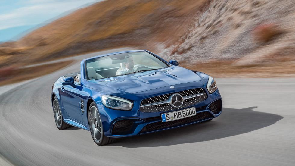 Mercedes SL 63 y 65 AMG, los descapotables más radicales
