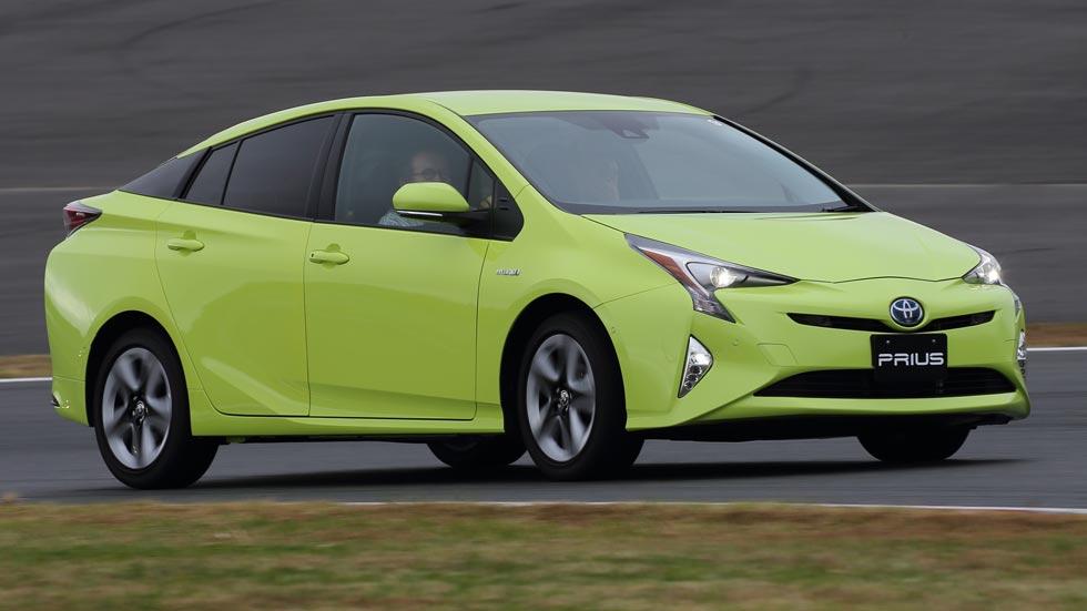 Toyota Prius 2015, el coche híbrido de mayor éxito se renueva