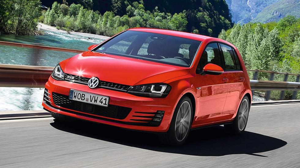Los 10 coches más vendidos en Europa en el mes de octubre de 2015