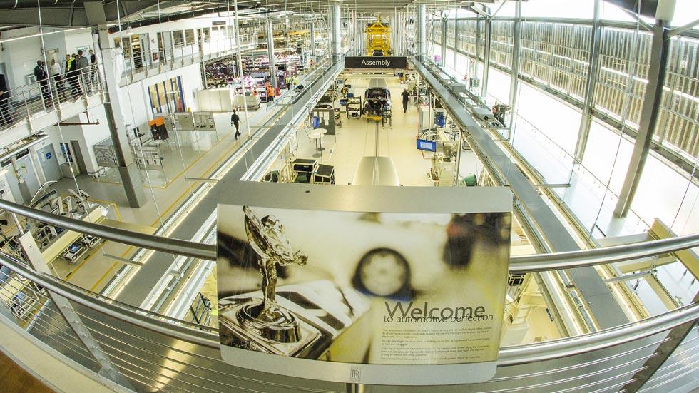 Rolls-Royce: así se fabrican los coches más exclusivos