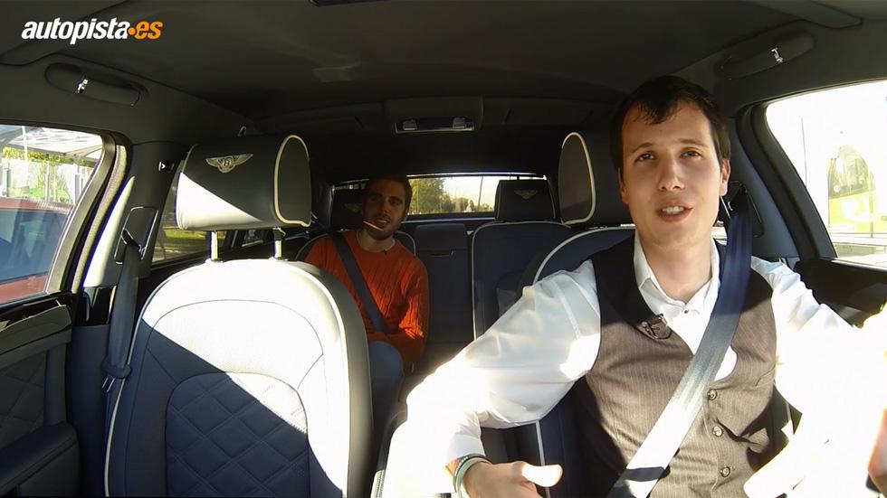 Un lujoso paseo a bordo de nuestro Bentley Mulsanne Speed (vídeo)