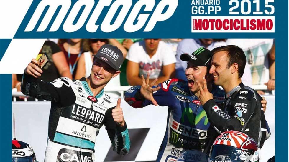 Especial Grandes Premios MotoGP 2015 de la revista MOTOCICLISMO