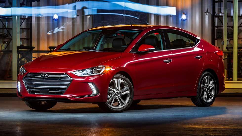 Hyundai Elantra 2016, más atractivo y eficiente