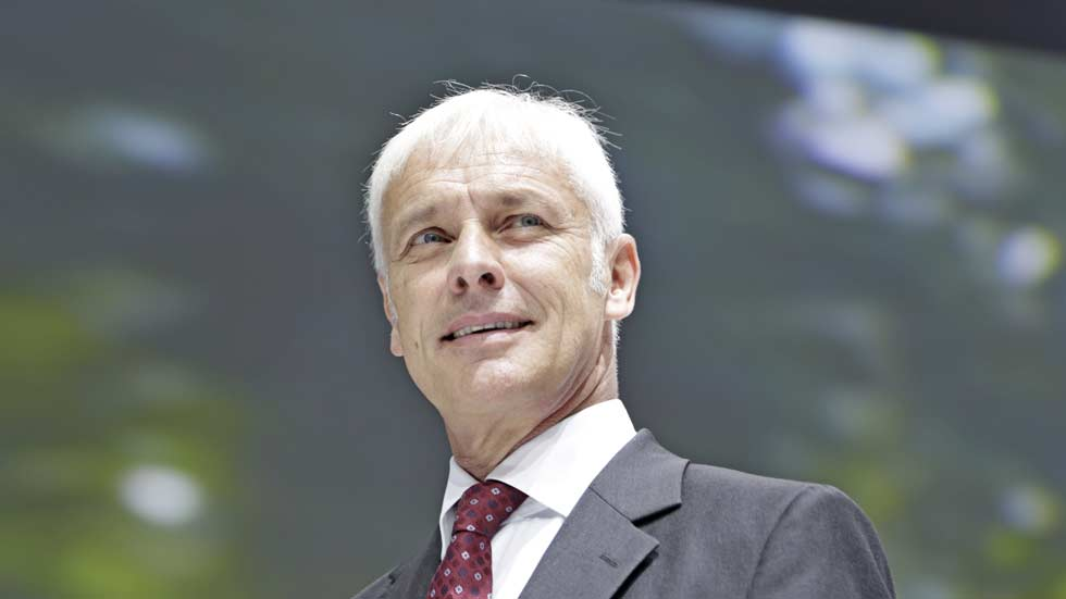 Volkswagen reducirá sus inversiones en 2016 por el escándalo de las emisiones