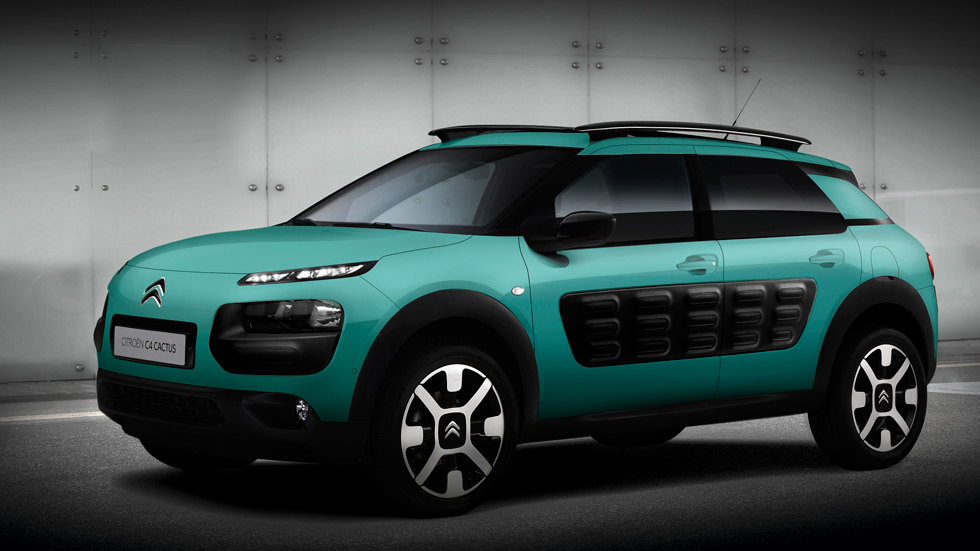 Citroën C4 Cactus BlueHDi 100 S&S ETG6, conducción más suave