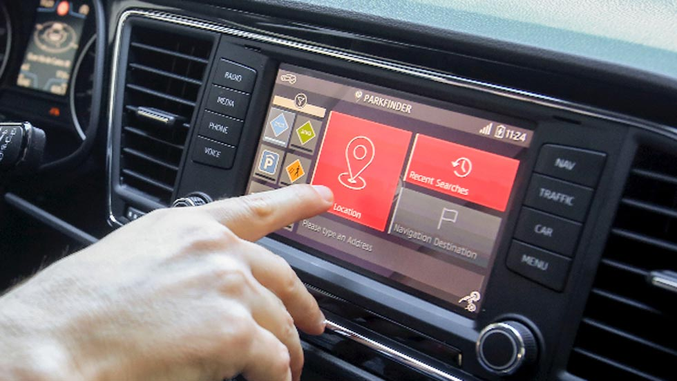 La app de Seat que te guía a las plazas libres para aparcar