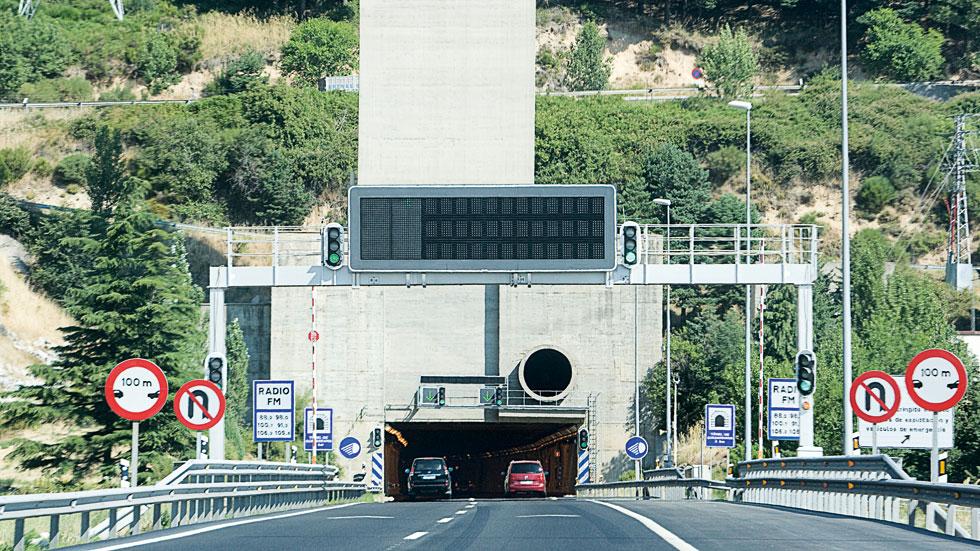 Todos los radares de las autovías nacionales