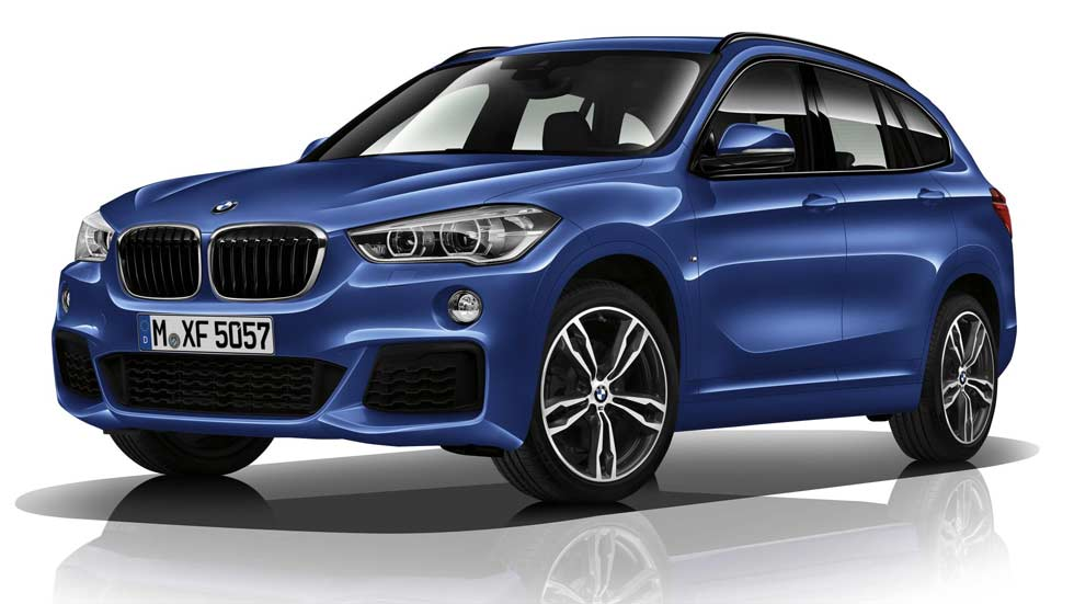 BMW X1 M Sport: saca tu lado deportivo