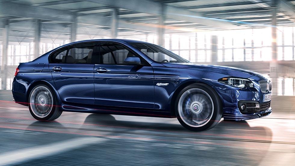 Alpina B5 Biturbo, BMW M5 al cuadrado