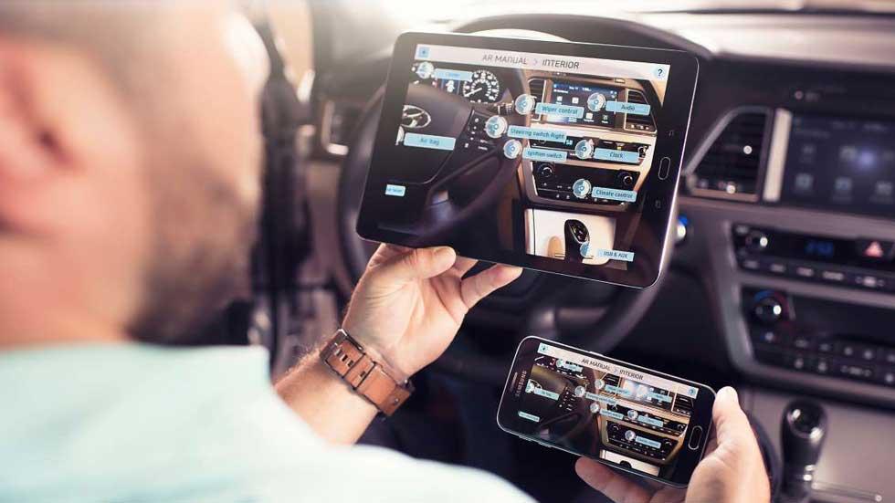 Las nuevas tecnologías que llevarán los coches del mañana
