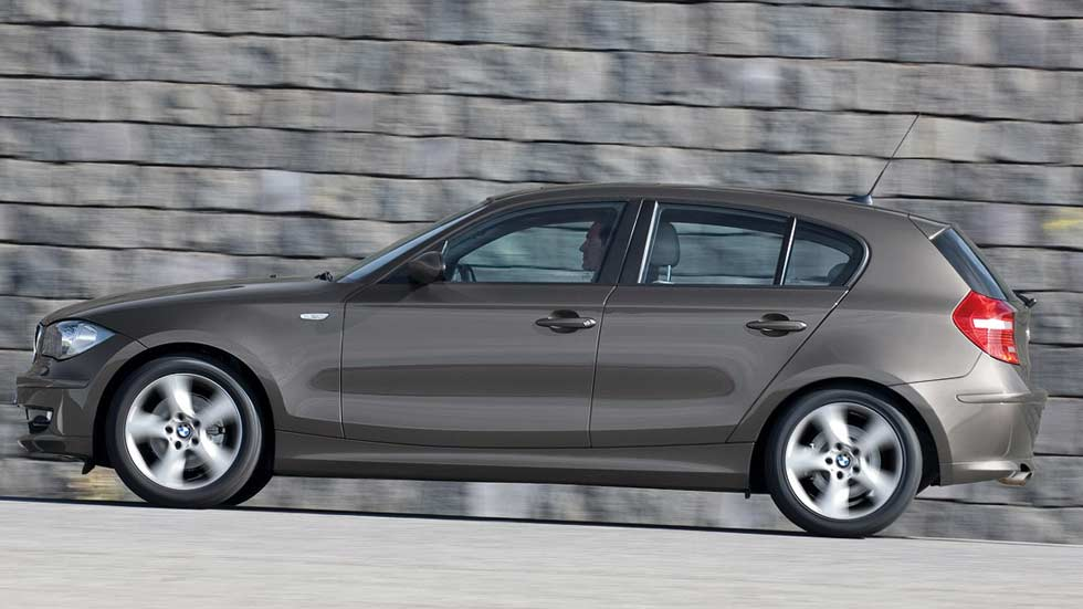 Datos técnicos reales BMW Serie 1 116d EfficientDynamics 2013
