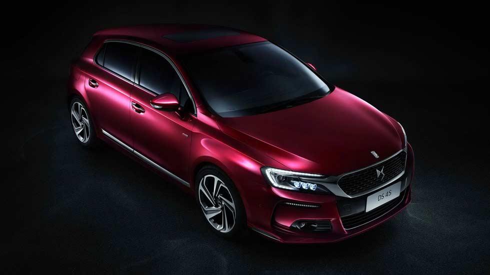 DS 4S, el nuevo coche compacto de lujo