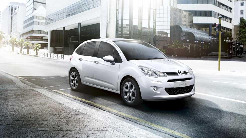 Citroën C3, nueva denominación de acabados y dos colores más