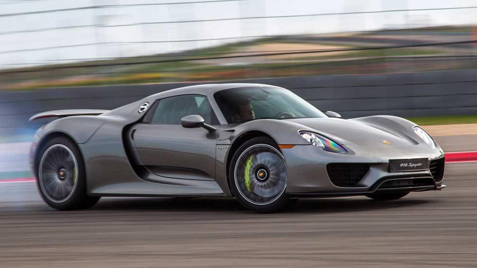 Los 10 coches más rápidos en Hockenheim