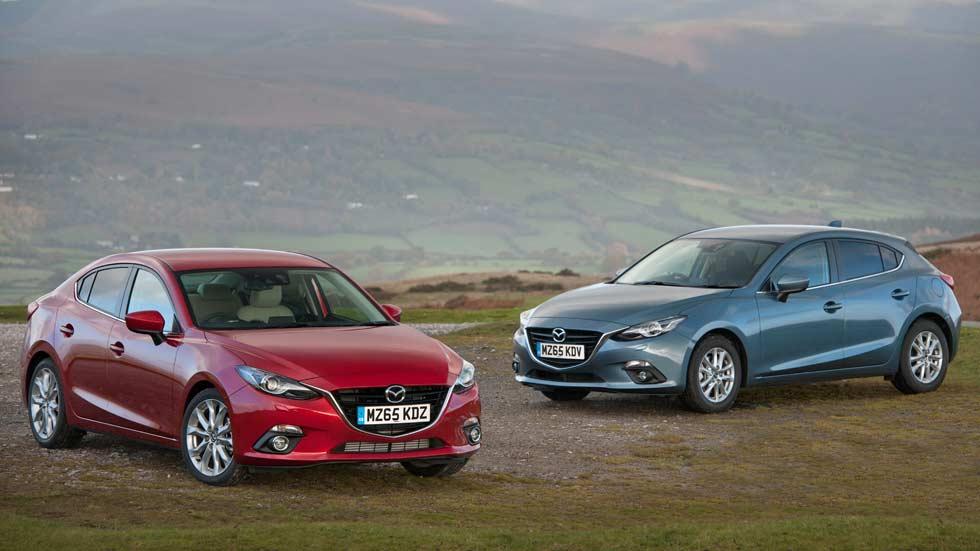 El Mazda 3, con nuevo motor Diesel 1.5 SkyActiv-D