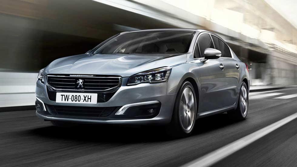 Peugeot 508 2.0 BlueHDI 180 CV, viajar en clase premium