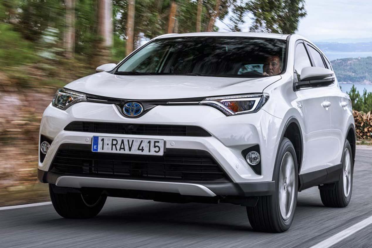 Toyota RAV4: 5 razones por las que comprarlo