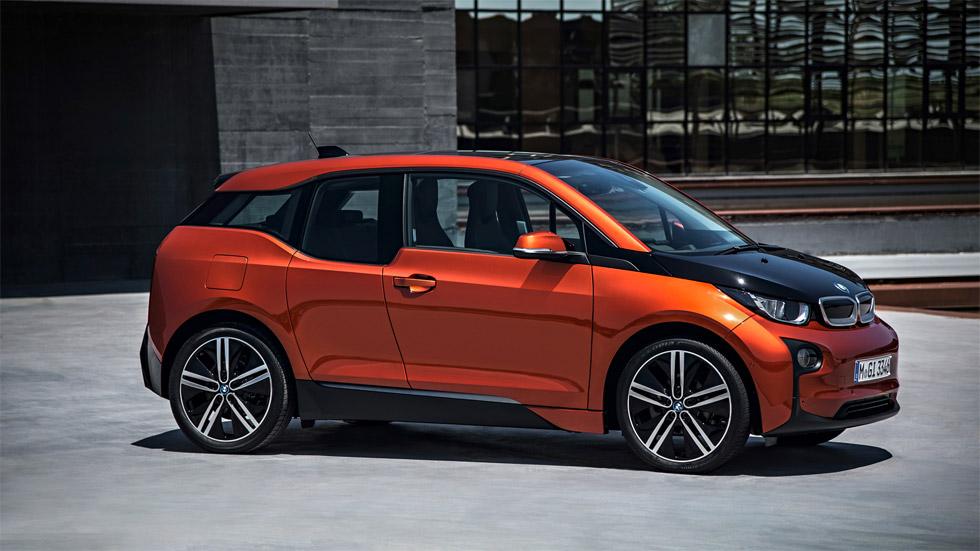 BMW i3, hasta los 200 kilómetros de autonomía eléctrica