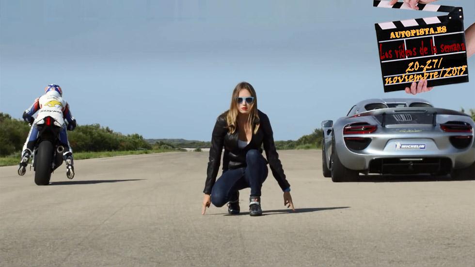 Los mejores vídeos de la semana en Autopista.es (20–27 de noviembre)
