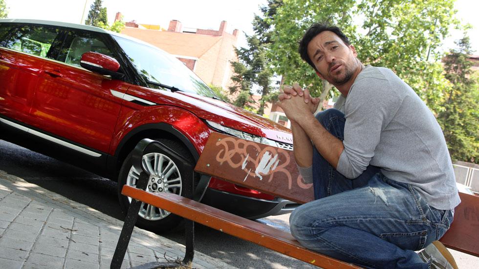 """Pablo Puyol: """"La gente, en general, conduce muy mal"""""""