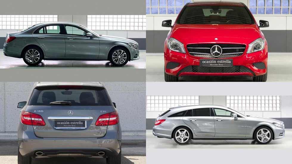 Mercedes-Benz y sus mejores ofertas de coches de ocasión